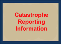 Catastrophe Reporting Information